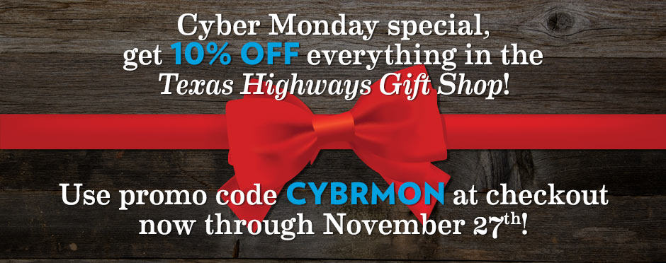 Home - Texas Highways Gift Shop