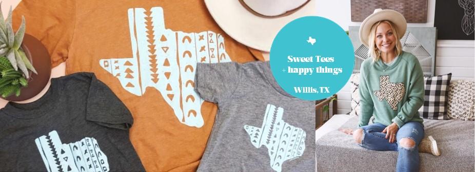Texas Sweet Tees