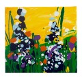 6x6 Wildflower Painting - Yellow thumbnail