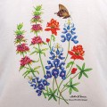 Texas Wildflowers I Tote Bag thumbnail