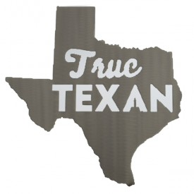 True Texan Wall Hanging