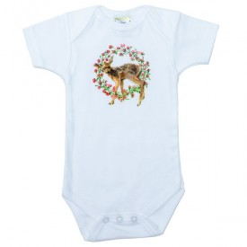 Fawn Infant Bodysuit