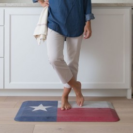 Texas Flag Comfort Mat
