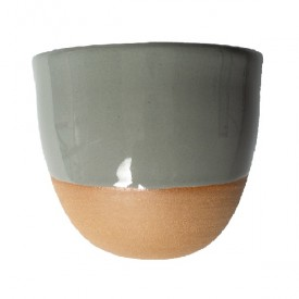 Grey Wall Planter