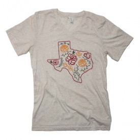 Spanish Flower T-Shirt