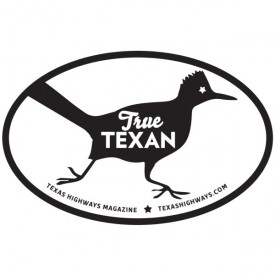 Roadrunner True Texan Sticker