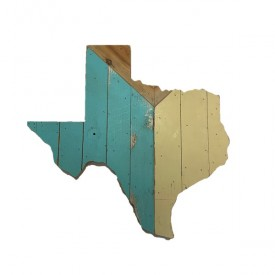TH Exclusive: Reclaimed Texas Wall Hanging, #12
