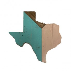 TH Exclusive: Reclaimed Texas Wall Hanging, #13