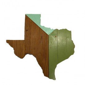 TH Exclusive: Reclaimed Texas Wall Hanging, #14