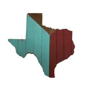 TH Exclusive: Reclaimed Texas Wall Hanging, #16