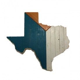 TH Exclusive: Reclaimed Texas Wall Hanging, #19