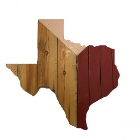 TH Exclusive: Reclaimed Texas Wall Hanging, #18