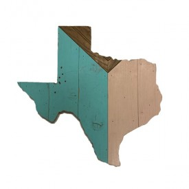 TH Exclusive: Reclaimed Texas Wall Hanging, #23
