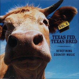Texas Fed, Texas Bred CD, Vol. 2