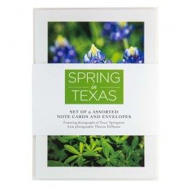 Spring in Texas Notecards