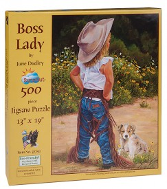 Boss Lady Puzzle