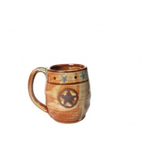 Texas Star Independence Mug