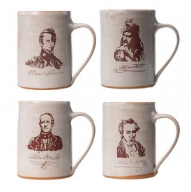 True Texas Heroes Mugs
