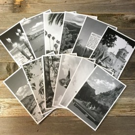 Historic Postcard Series