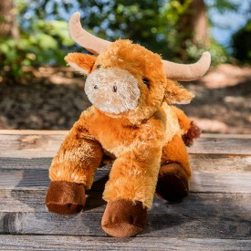 Longhorn Stuffed Animal