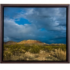 Big Bend Country, Framed Photograph