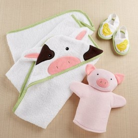 Farmhouse Friends Bath Set