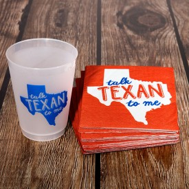 Talk Texan To Me (set)