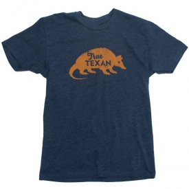 Armadillo True Texan T-Shirt