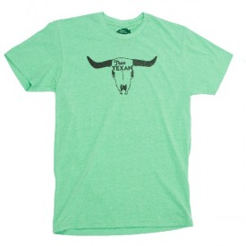 Longhorn True Texan T-Shirt