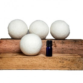 Dryer Balls with Lavender Oil