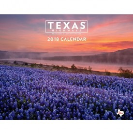 2018 <em> Texas Highways </em> Wall Calendar