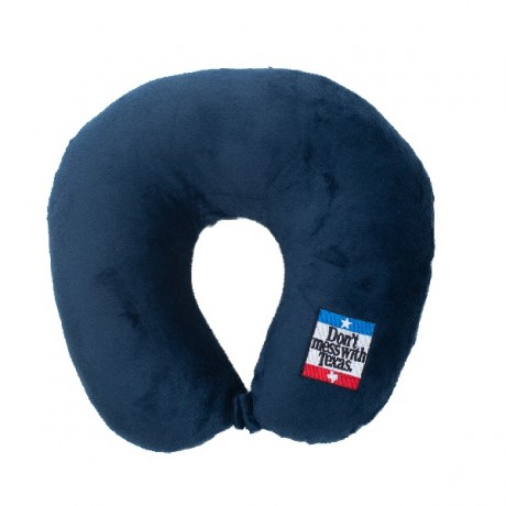 Don't mess with Texas Travel Pillow