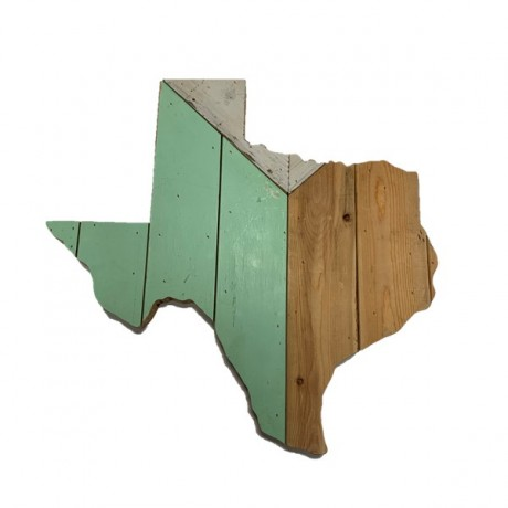 TH Exclusive: Reclaimed Texas Wall Hanging, #20