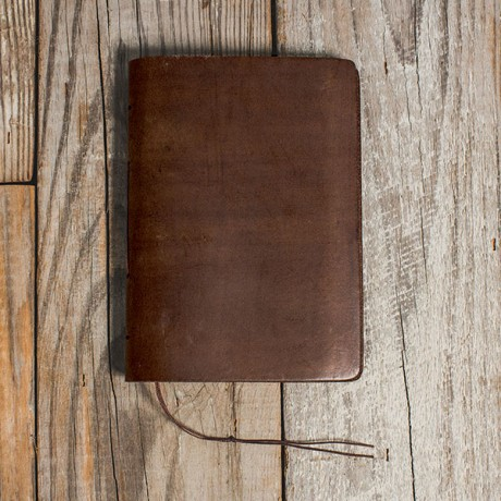 Satchel & Page Leather Journal