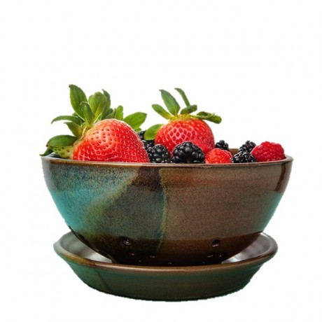 Glazed Berry Bowl