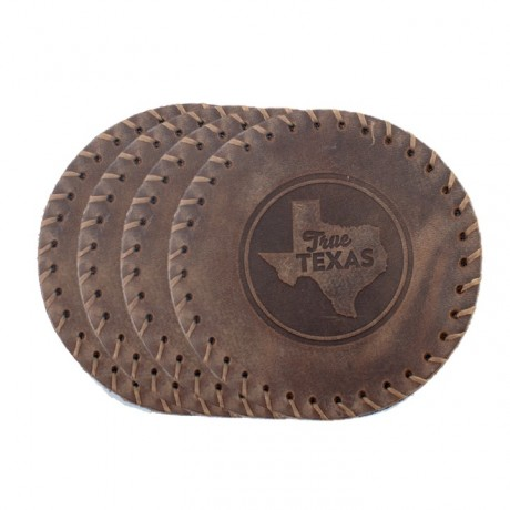 True Texas Coaster Set