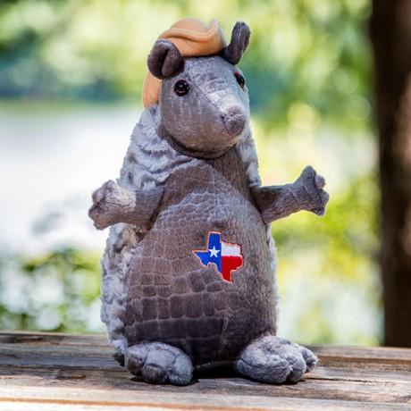 Armadillo Stuffed Animal - Texas Highways Gift Shop