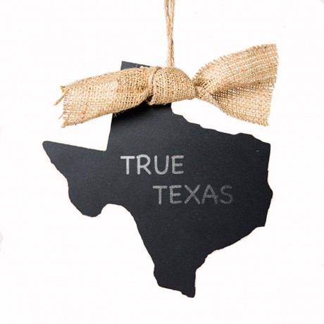 Small Texas Chalkboard