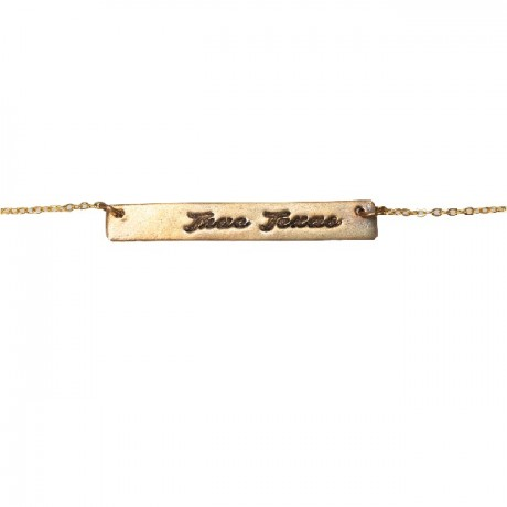 """True Texas"" Necklace"