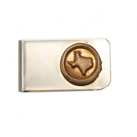 Texas Money Clip